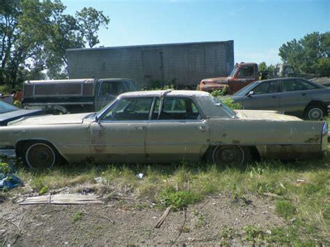 1966 Cadillac Parts 1966 cadillac parts car for sale in sherburn