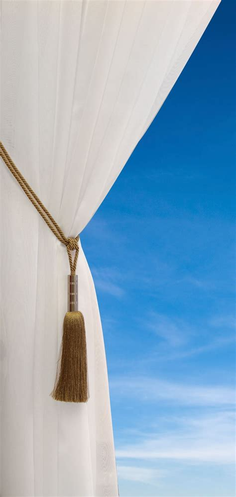 bullet curtain bullet tassel tie back luxury cord curtain hold backs all