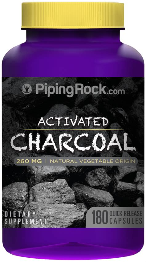 Does Coconut For Detox Magnesium Stearate by Activated Coconut Charcoal 260 Mg 180 Capsules Benefits
