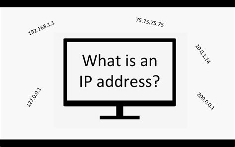 Searching For Ip Address Ip Addresses Explained
