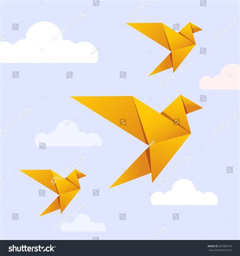 Flying Swan Origami - meaning of origami choice image craft decoration ideas