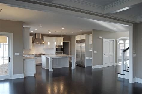 greige kitchen contemporary with out trash cans
