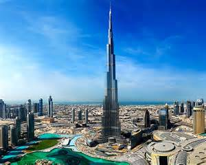 Dubai To World Dubai Tallest Building In The World World Visits