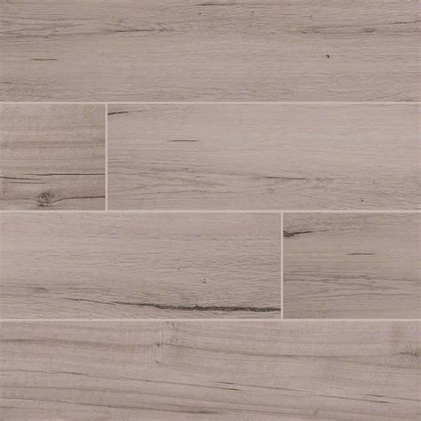 3 50 palmetto porcelain 6x36 quot fog wood look tile