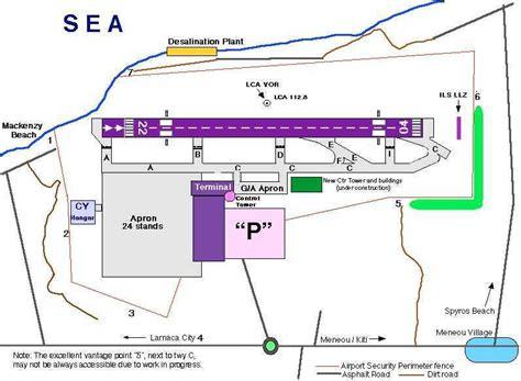best airport layout design larnaca airport