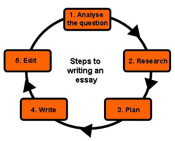 Steps In Writing An Essay by 05 06 Project