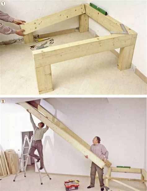 come costruire una ringhiera in legno 17 migliori idee su ringhiere delle scale in legno su