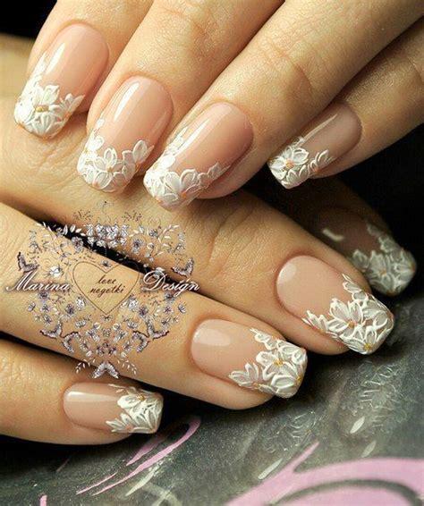 Best 25  Wedding Nails Design ideas on Pinterest   Sparkle