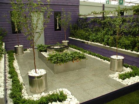 Modern Front Garden Ideas Rhs Chelsea Flower Show Awards 2005 International Design Awards