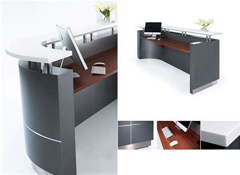 executive reception desk executive reception desk techno office furniture