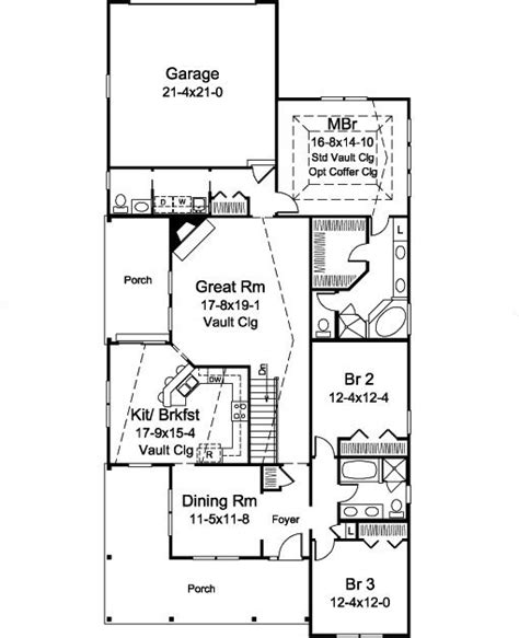 house plans with garage in back madelyn country house plan alp 0a03 chatham design