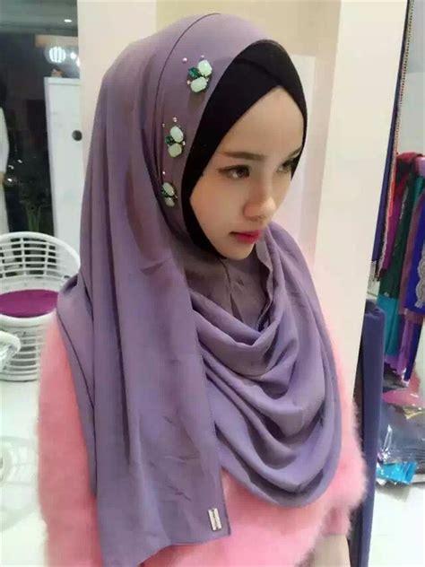 best quality islamic chiffon tudung borong scarf instant shawls buy instant