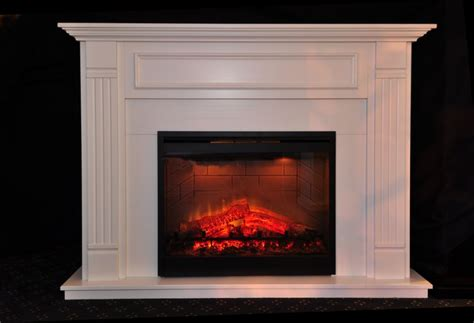 electric fireplaces without traditional homeblu