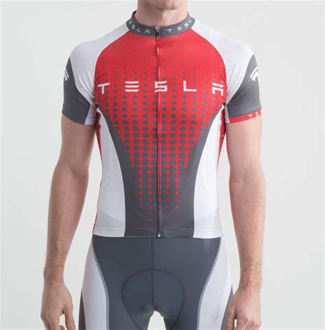 Tesla Apparel Tesla Tesla Race Cut Jersey