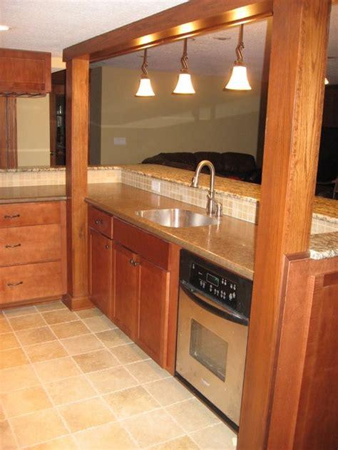 define kitchenette bar kitchenette traditional basement other metro