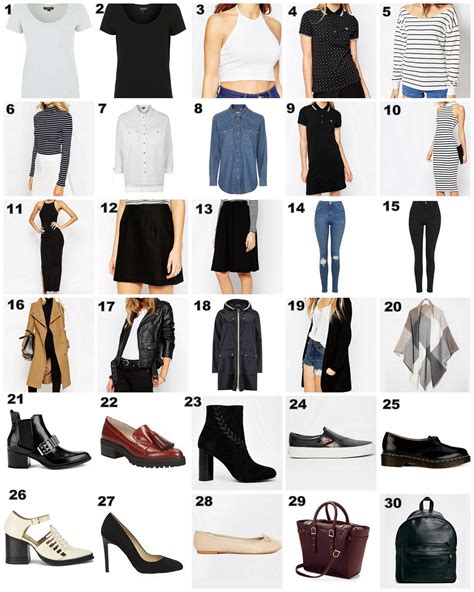 capsule autumn wardrobe 2015 related keywords capsule