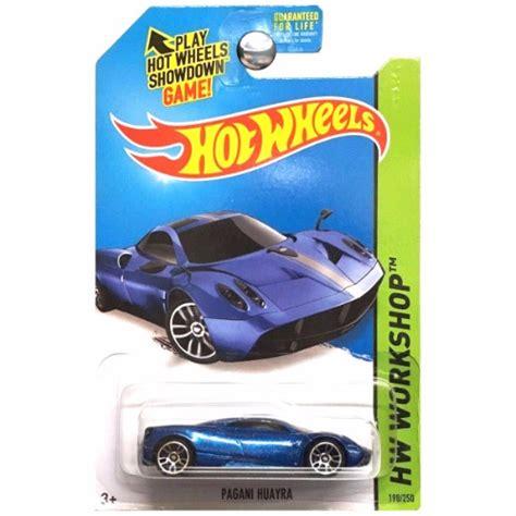 Hotwheels Pagani Huayra Roadster Hw Wheel wheels 2014 hw workshop all pagani huayra blue