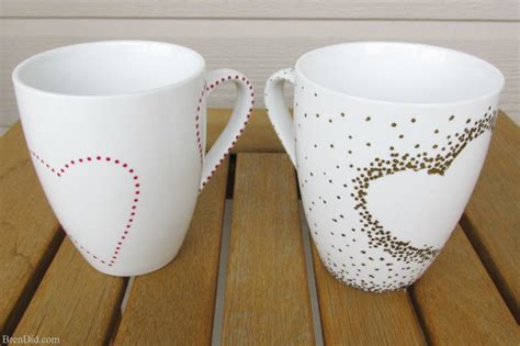 design mug tutorial diy craft project sharpie mug tutorial bren did