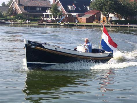 ligplaats sloep winterstalling voor sloep boot of vlet in warmond