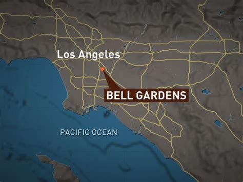 Bell Garden Ca by Mayor Of La Suburb Dies After Shooting