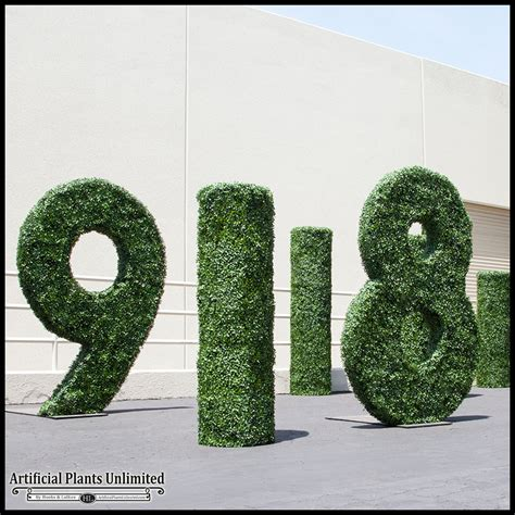 faux outdoor topiary retardant topiaries artificial plants unlimited