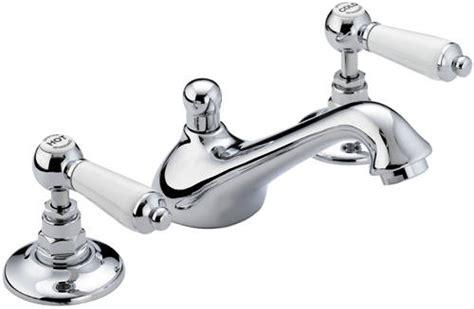 Bristan Renaissance Bath Shower Mixer 3 hole basin amp bath shower mixer taps pack chrome