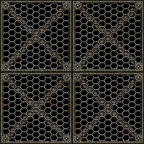 floor metal plate 02 texture