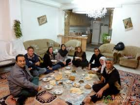 dinner in an iranian home tabriz iran a delicious