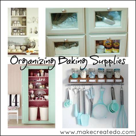 baking supply organization 92 best ideas about organization kitchen on pinterest