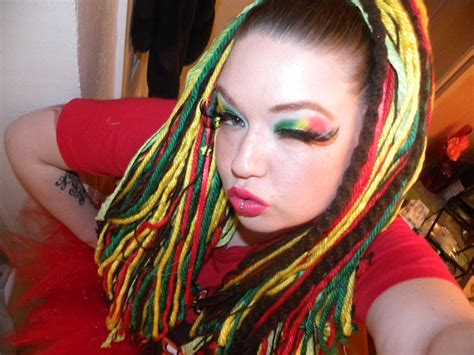 rastafarian hair cupcakecouture4ever new rasta hair falls first look