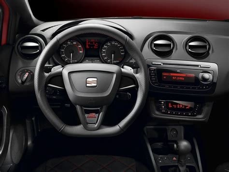 Seat Ibiza Sport Interior by Seat Ibiza Bocanegra Interior Img 7 It S Your Auto World New Cars Auto News Reviews