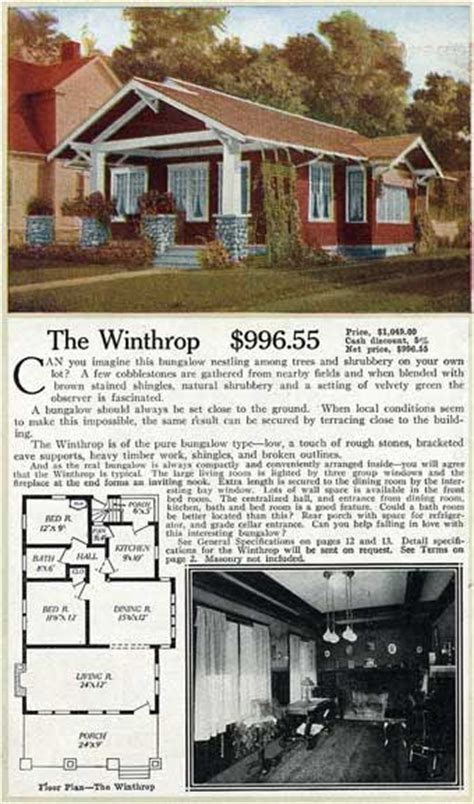 1931 kit home aladdin bungalow the carlton 103 best images about vintage aladdin homes company floor