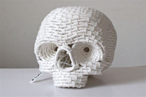 home sculptures cable tie sculptures the awesomer