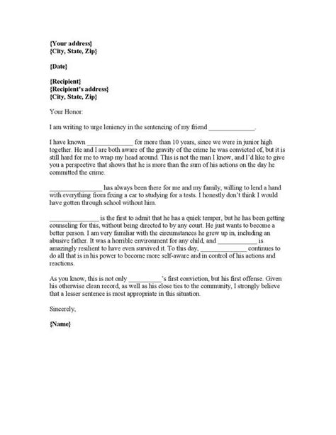 Judicial Release Letter Of Recommendation 25 Best Ideas About Letter To Judge On Ethan 1 5 13 And