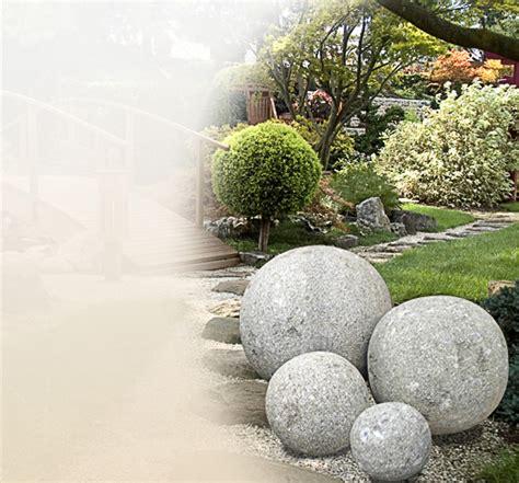 Garten Material Kaufen by Kugeln Aus Stein F 252 R Den Garten Kaufen Shop