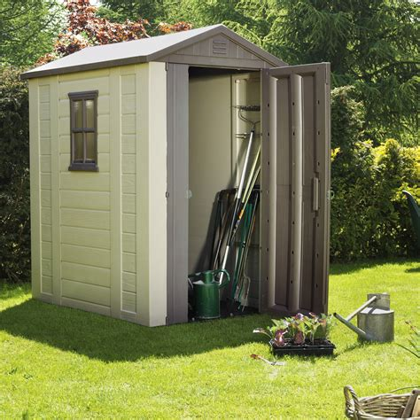 B And Q Plastic Sheds by 6x4 Apex Shiplap Shed Departments Diy At B Q