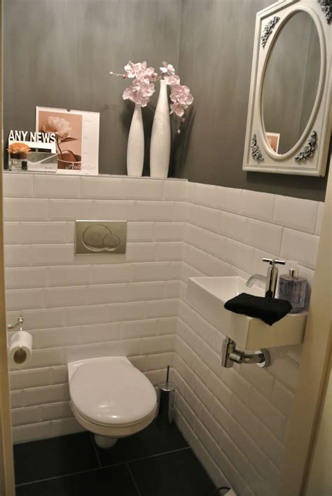 wc tegels behangen prachtige krijtverf nieuwe huisje pinterest wc