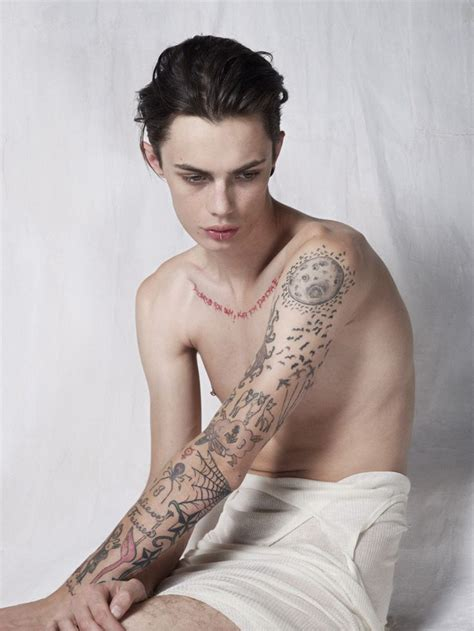 bettina rheims the gender studies bettina rheims androgynes too the two inspiration and study