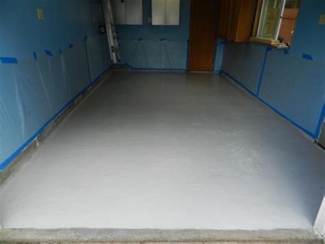 epoxy garage floor epoxy garage floor yourself
