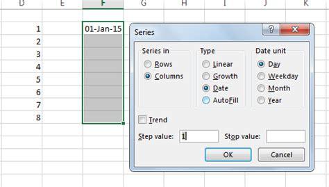 cara membuat nomor halaman urut di excel cara membuat nomor urut dan tanggal secara otomatis di