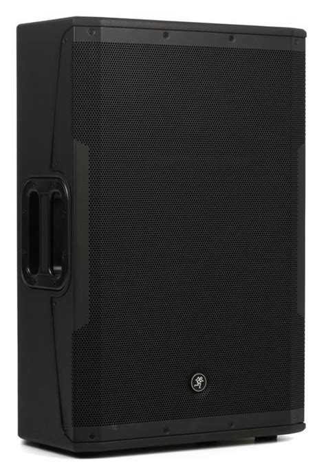 Speaker Aktif Mackie Srm 650 1600w 15 Inch mackie srm650 1600w 15 quot powered speaker sweetwater
