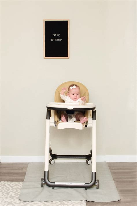 leather high chair mat gathre mat 7 reasons you need one elements of ellis