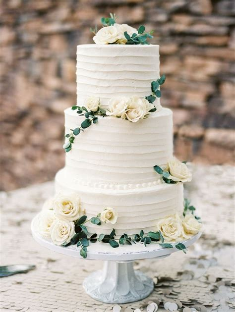 wedding cake simple and wedding cake simple white and green summer