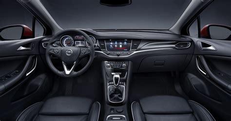 opel astra sedan 2016 interior 2016 opel astra interior video gm authority