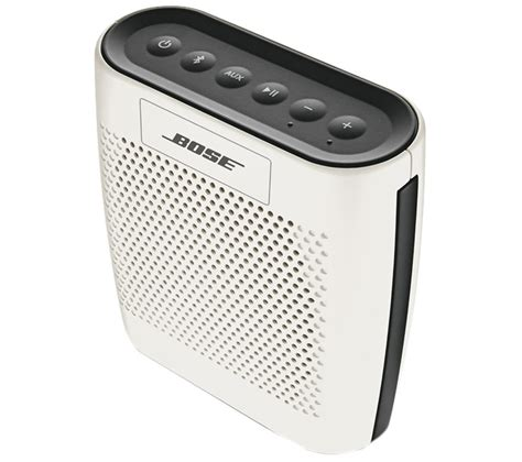 Speaker Wireless bose soundlink colour portable wireless speaker white deals pc world