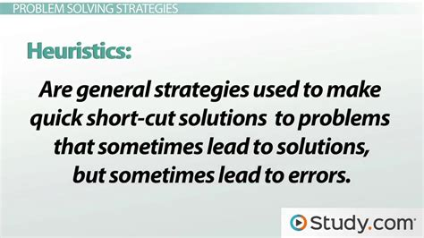 heuristic search the emerging science of problem solving books types of problems problem solving strategies