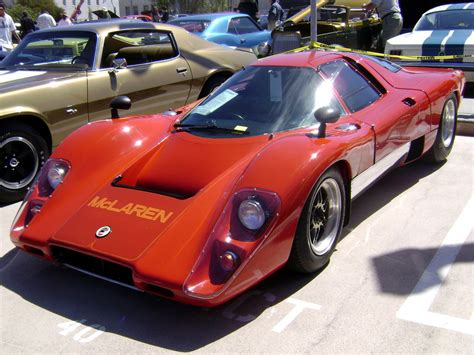 Mclaren Old 1967 Trojan M6 Gt By Partywave On
