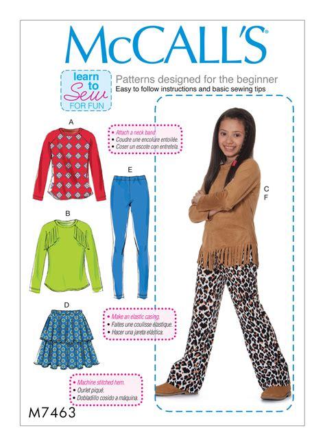 pattern review mccalls 6739 mccall s 7463 girls girls plus raglan sleeve tops