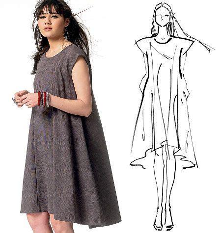 pattern swing dress swing dress pattern diy pinterest
