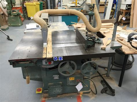 ws woodworking machinery wadkin pp panel saw w s woodmachinery